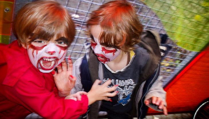 kinderkunstwerkstatt vampire