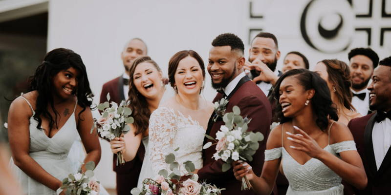 How Many Bridesmaids or Groomsmen Should You Have?