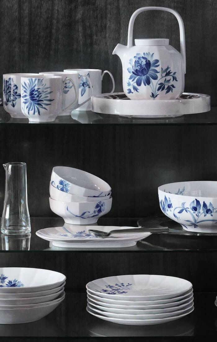 Royal Copenhagen Blomst dinnerware