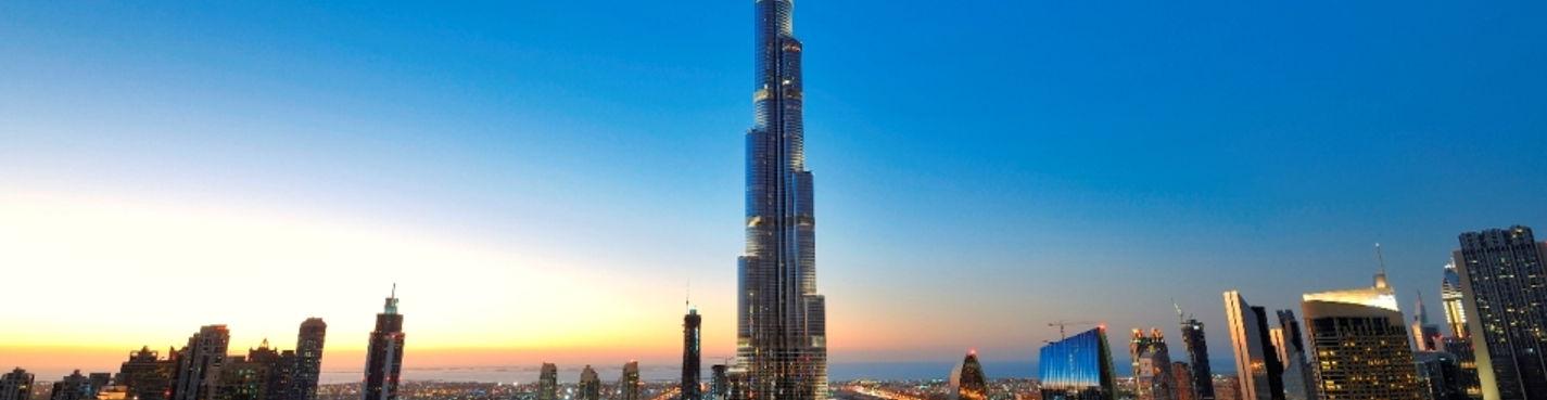 Обзорная экскурсия по Дубай + Мечеть имени шейха Заеда