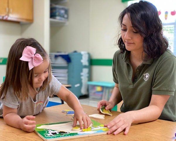 Ms. Lomeli , Pre-Kindergarten One Assistant Teacher