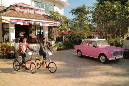 Explore Chiang Mai by Bicycle