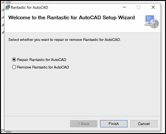 Installation AutoCAD plugin
