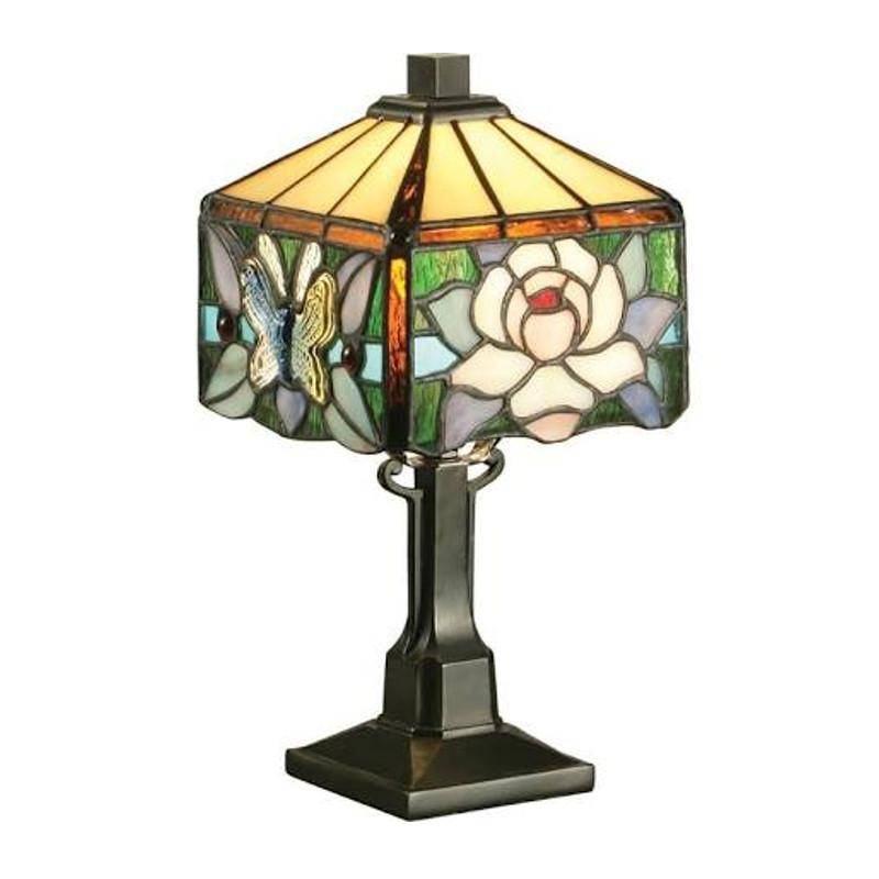 interiors 1900 mini tiffany lamps