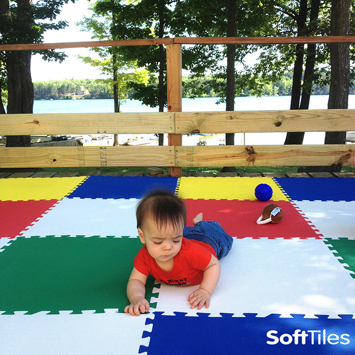 outdoor play mats for toddlers