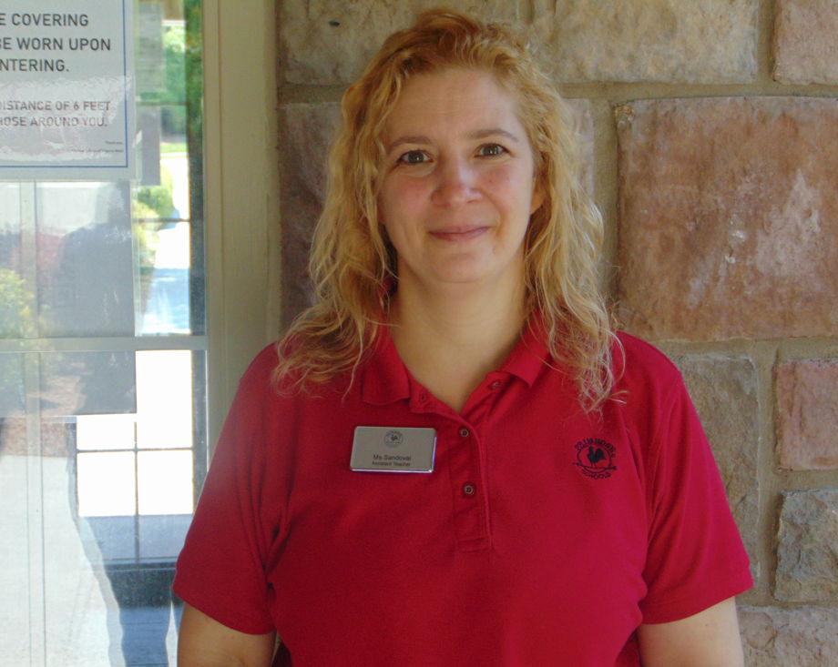 Mrs. Sandoval , Early Preschool 2 Lead Teacher