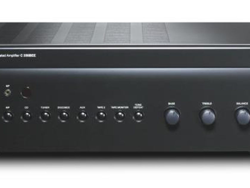 NAD C356BEE Integrated Amplifier with Warranty and Free Shipping