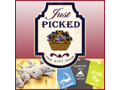 $25 gift certificate to Just Picked Gifts