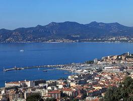 Cannes et arrière pays