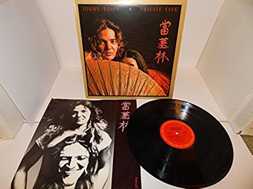 TOMMY BOLIN Private Eyes - Carmine Appice Mark Stein '76 Original 1B1B w/Sleeve NM+