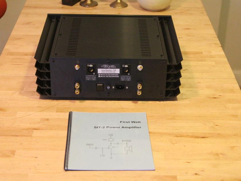 First Watt SIT-2