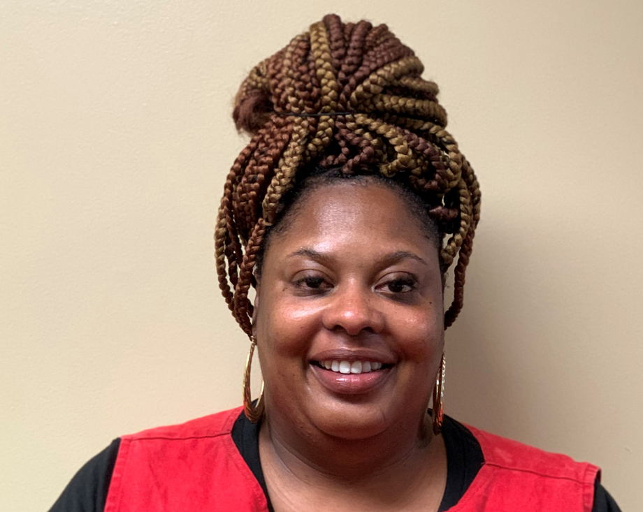 Ms. Angel , Food Service Teacher