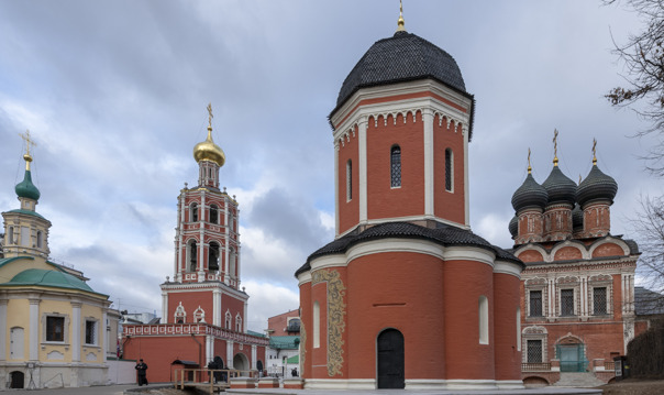 Мужские монастыри Москвы