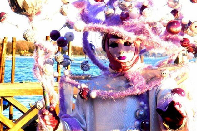 Карнавальная Венеция