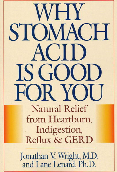 Why Stomach Acid is Good for you Audible Book