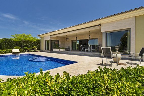 Santa Maria - Spectacular home near Palma for sale