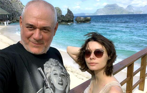 Вдова Сергея Доренко ответила Запашному, который обвинил его в убытках - Новости радио OnAir.ru