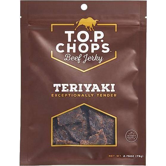 .O.P. Chops Teriyaki Beef Jerky