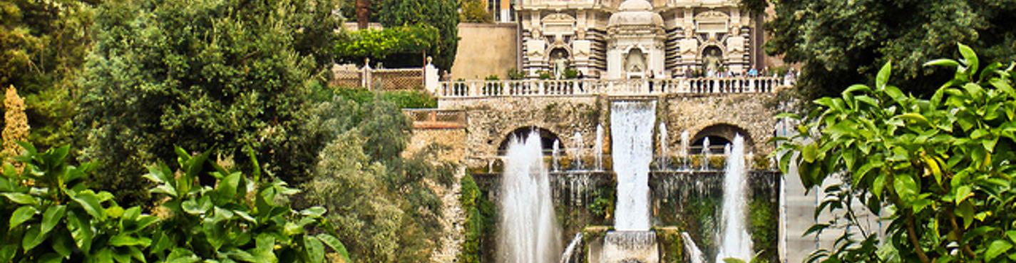 Тиволи: экскурсия в город вилл и фонтанов