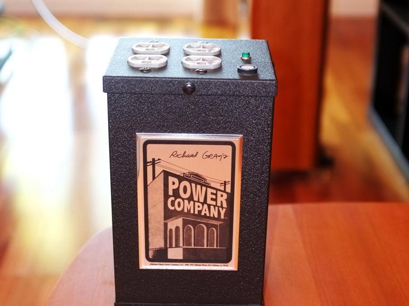 Richard Gray Power Company 400 MkII
