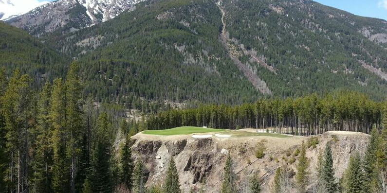 GreenJacket Application in British Columbia