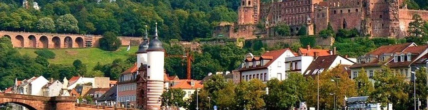 Гейдельберг: романтика в Германии