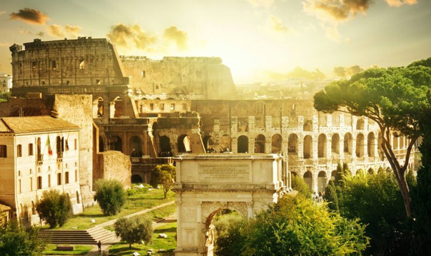 Обзорная прогулка по Риму и Ватикану