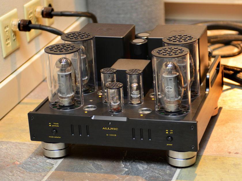 Allnic  M-3000 MK2 Mono Bloc amps