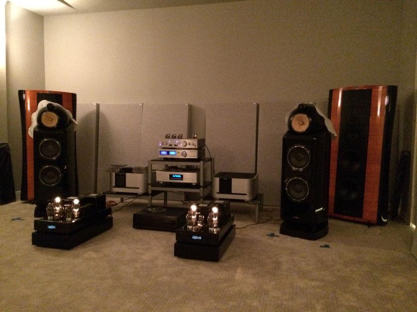 Cary Audio Design CAD-211 FE CAD 211FE Tube Monoblocks Black