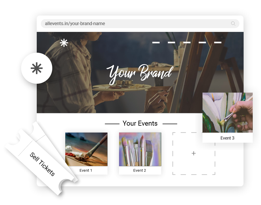 best event publishing event online