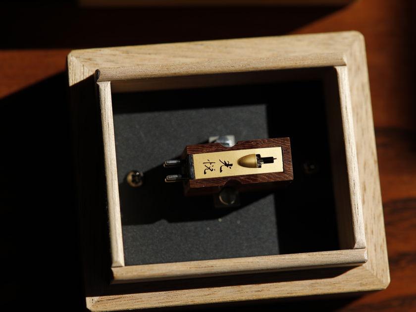 Koetsu Rosewood Sig Platinum Cartridges Audiogon