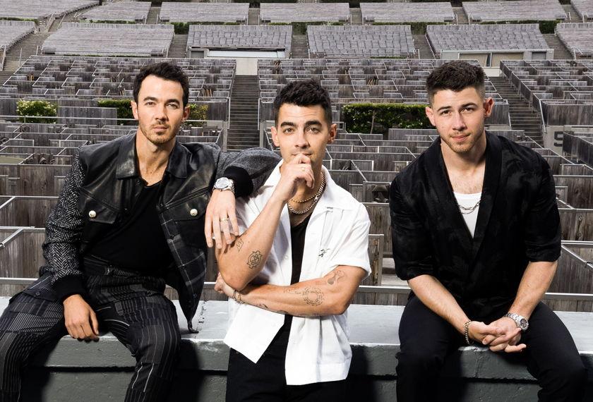 Jonas Brothers artwork