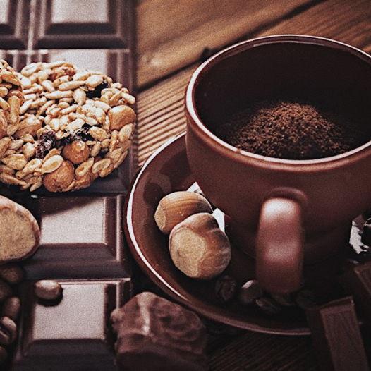 Кофе Бленд арабика с робустой Brazil Santos Cerrado Mitsui