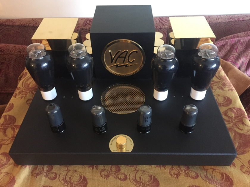 "(VAC) Valve Amplification Company  Renaissance 30/70 Mk 3, Monoblock Amps ***WORLD""S BEST TRIODE. No Reserve***"