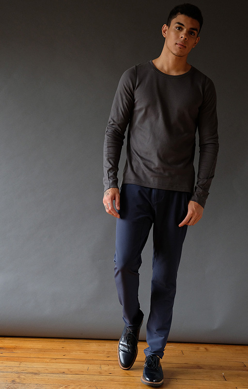 COMPOSER – THE ULTIMATE SLIM-FIT TECH TRAVEL PANT