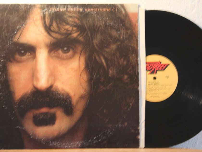 Frank Zappa - Apostrophe 1974 LP discreet ds 2165 (31,691)