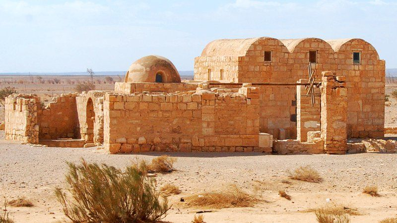 Desert Castle, Jordan