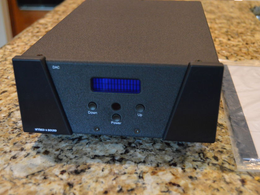 Wyred 4 Sound DAC-2 DSD Remote Control