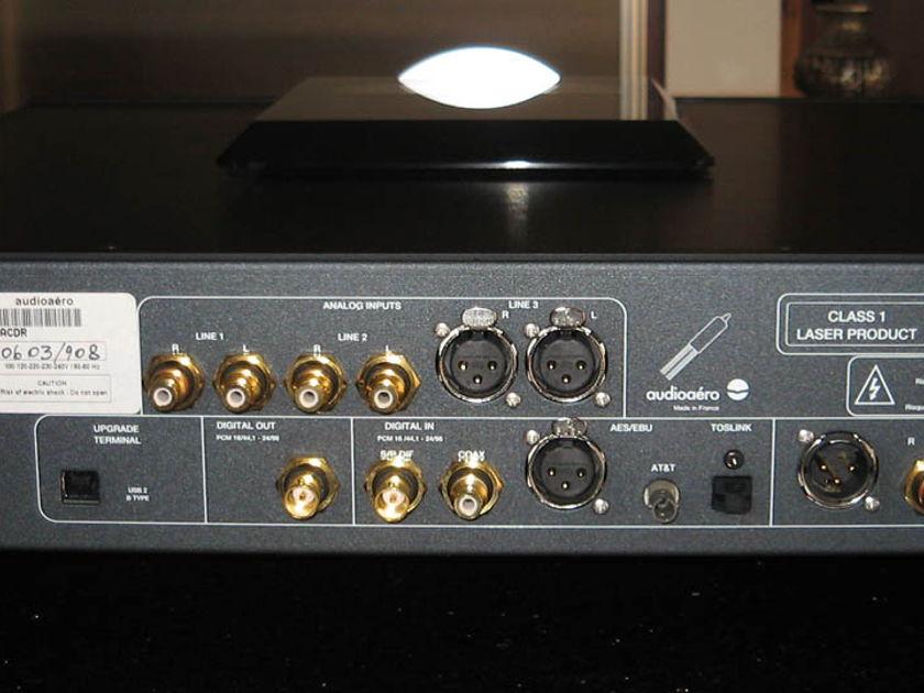 Audio Aero Capitole Reference redbook CD/Pre