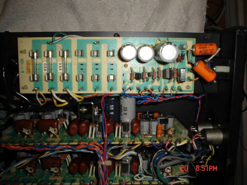 Rotel RC-5000 Preamp