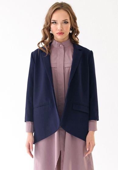 Пиджак свободного кроя CAURIS