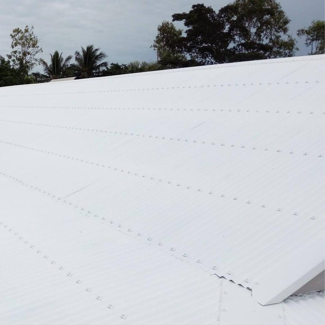 After Roof Restoration