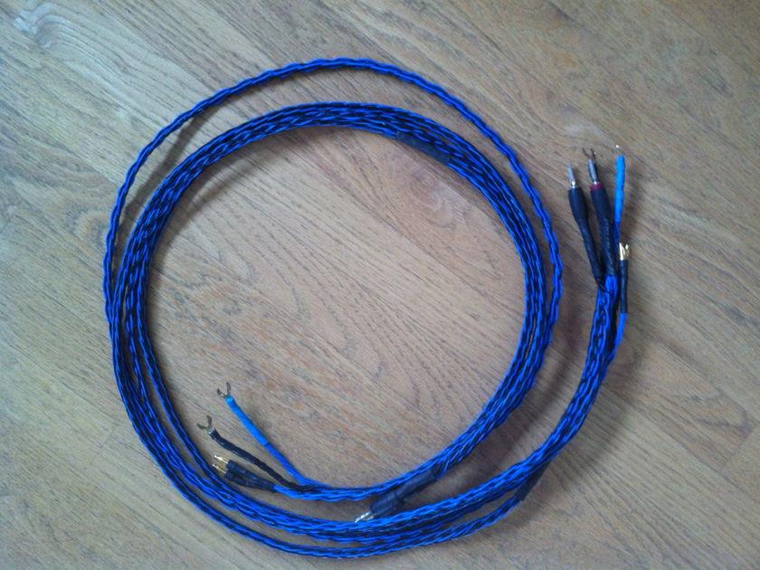 Kimber Kable 6\' pair bi-wire 8tc/4tc | Speaker | Audiogon