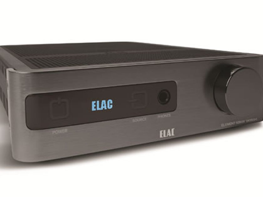 ELAC AUDIO EA101EQ-G Element Integrated Amplifier