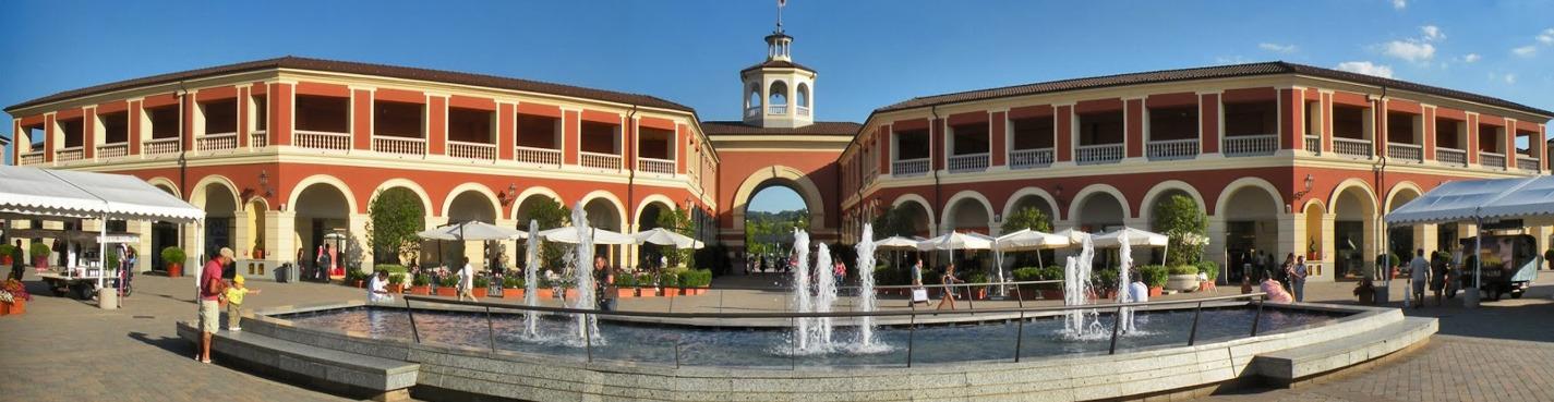 "Поездка в ""Serravalle Outlet"""
