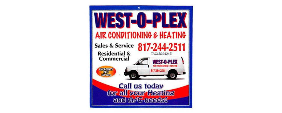 West-O-Plex Air Conditioning & Heating