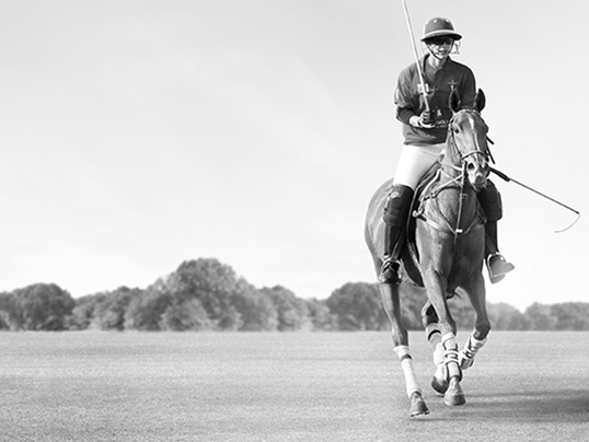 Hamburg - Become part of the Engel & Völkers polo team! Let us introduce you to the fascinating sport of polo at our polo schools.