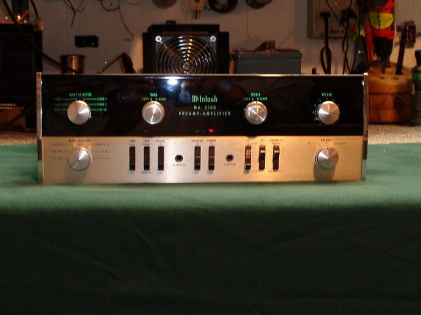 McIntosh MA-5100 great condition and beautiful sound