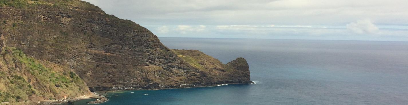 обзорная экскурсия северо-восточная часть Мадейра