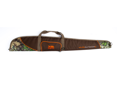 Ambush Shotgun Case MO Obession w/Orange Trim & NWTF Logo